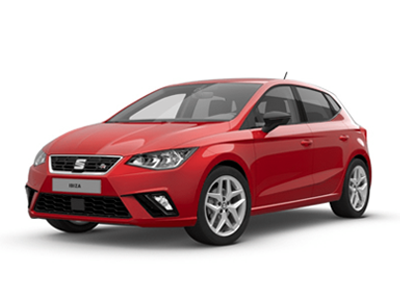 SEAT Ibiza FR private lease