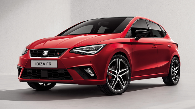 SEAT Ibiza FR Business Intense