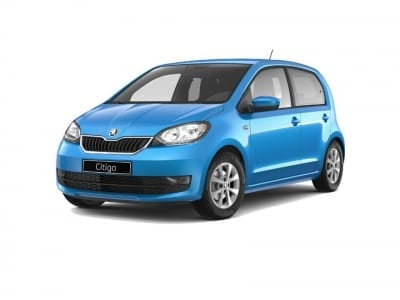 SKODA Citigo Crystal Blue