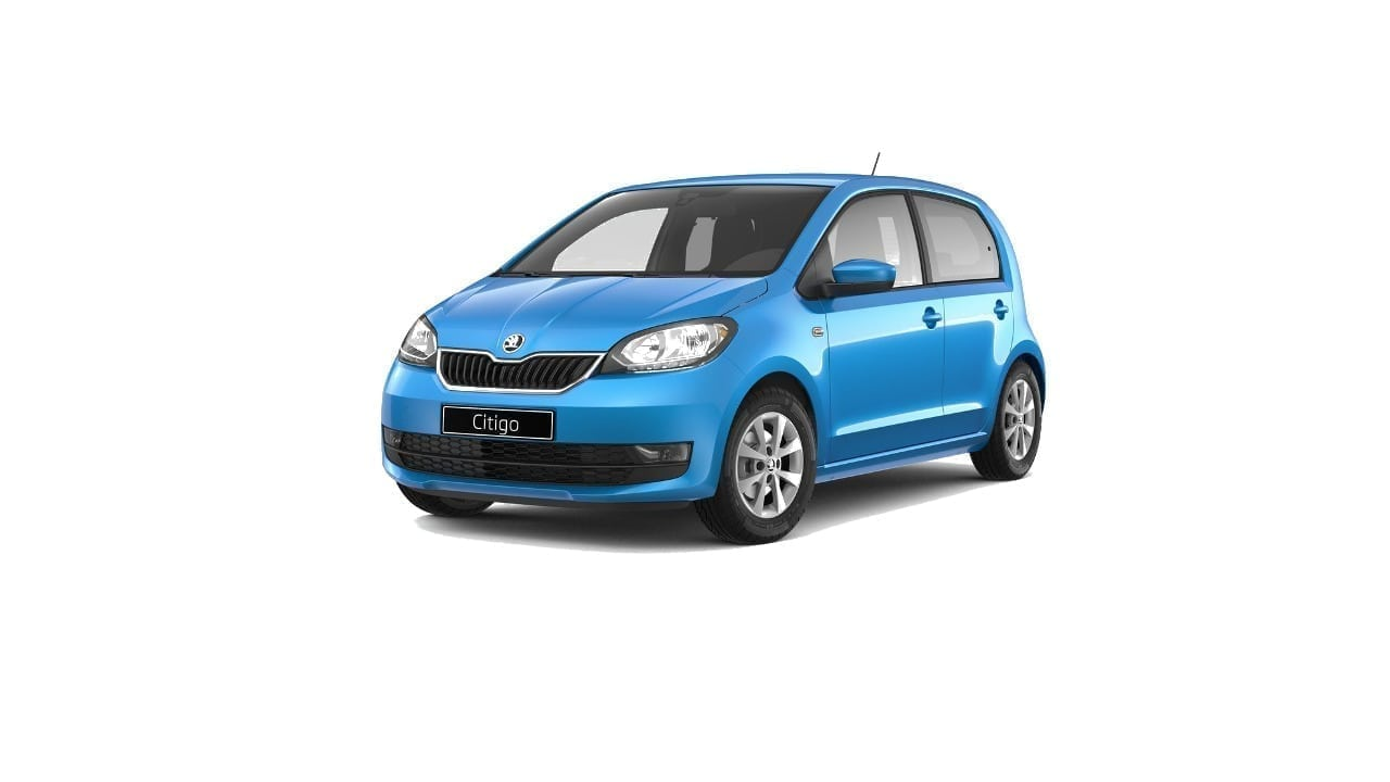 skoda citigo private lease slechts 235 p mnd almn. Black Bedroom Furniture Sets. Home Design Ideas
