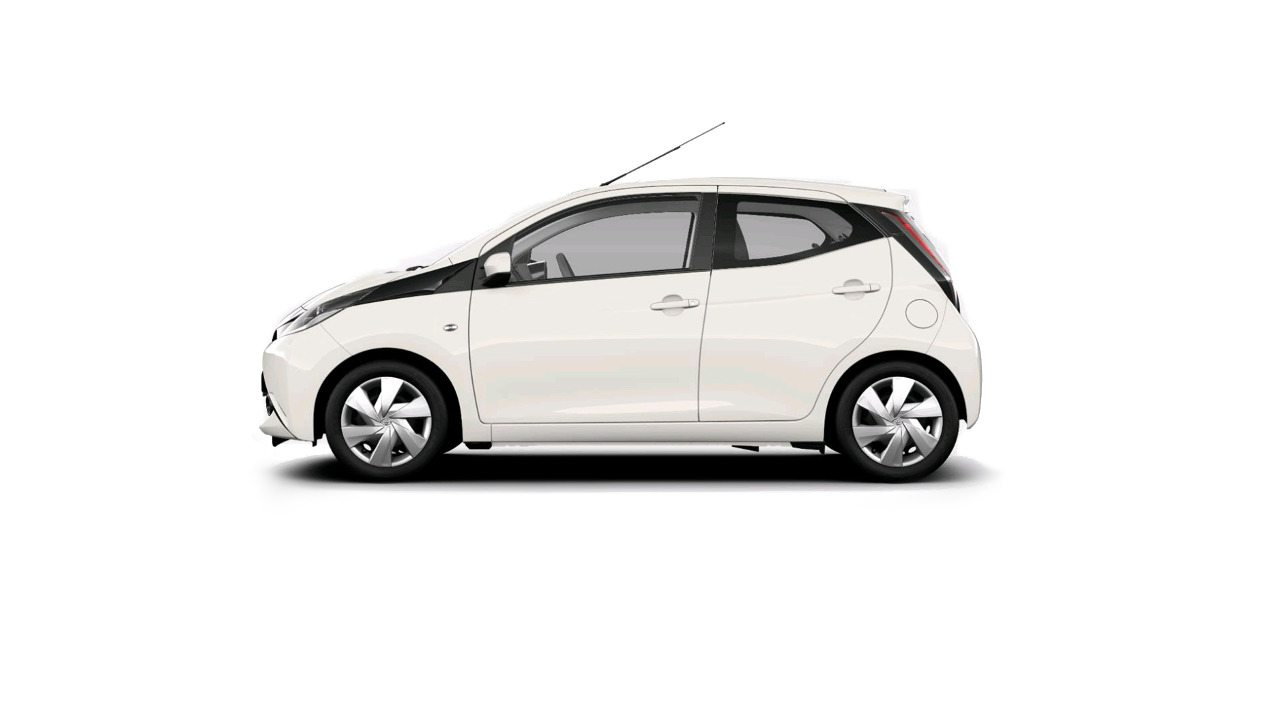 private lease toyota aygo 1 0 x play almn private lease. Black Bedroom Furniture Sets. Home Design Ideas