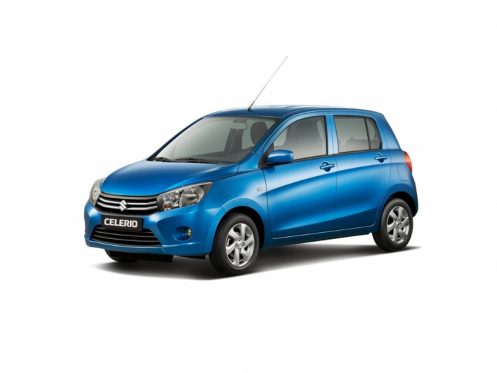 Suzuki Celerio Private Lease