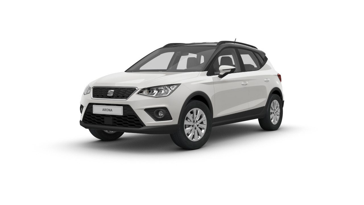 seat arona 1 0 style almn private lease. Black Bedroom Furniture Sets. Home Design Ideas