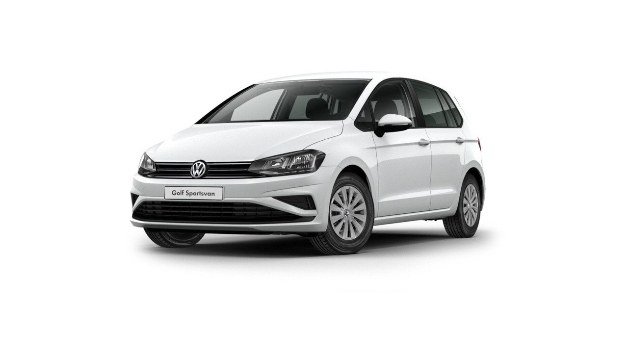 volkswagen golf sportsvan 1 0 trendline almn private lease. Black Bedroom Furniture Sets. Home Design Ideas