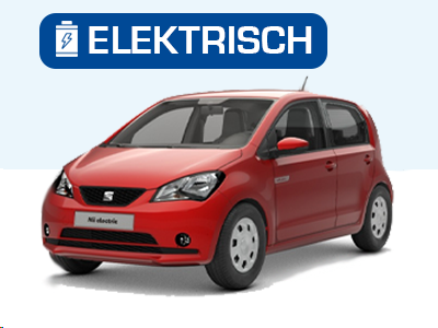 Elektrisch SEAT Mii electric private lease