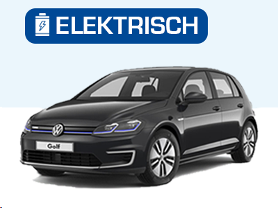 elektrisch volkswagen e-golf private lease