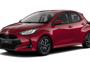 Toyota Yaris Hybrid private lease