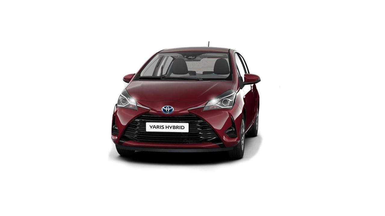 toyota yaris automaat private lease