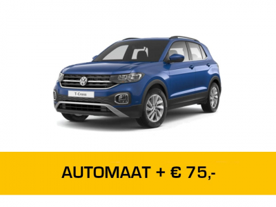 Volkswagen T-Cross Automaat Private Lease