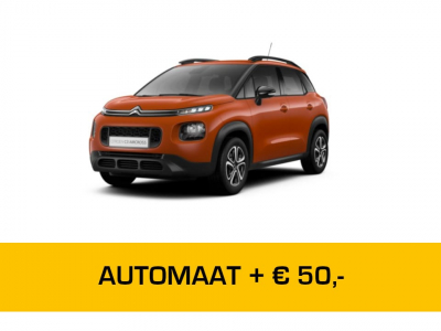 Citroen C3 Aircross Automaat Private Lease