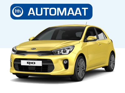 Kia Rio Automaat Private Lease
