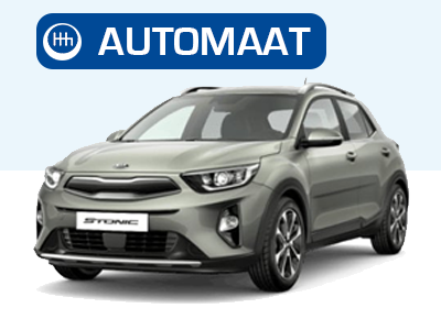 Kia Stonic Automaat Private Lease