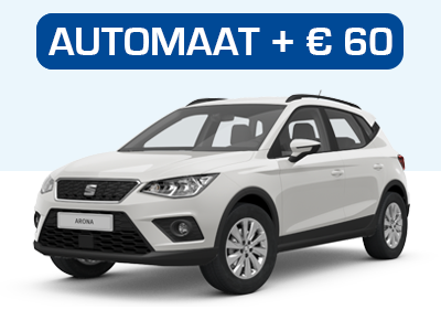 SEAT Arona private lease actie
