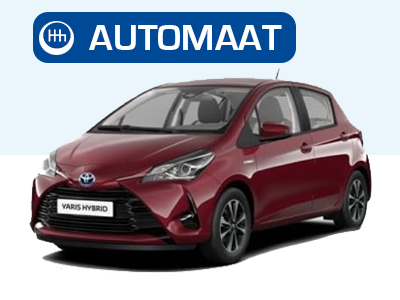 Toyota Yaris Active Hybrid automaat private lease