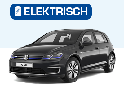 e-Golf prrivate lease volkswagen