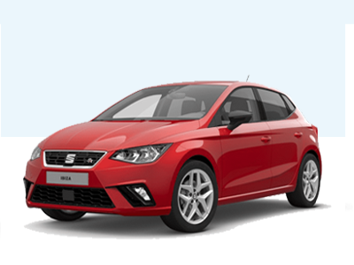 SEAT Ibiza FR private lease actie