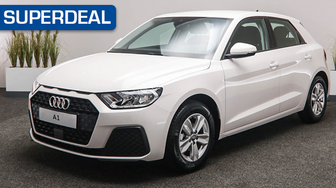 Audi A1 private lease superdeal
