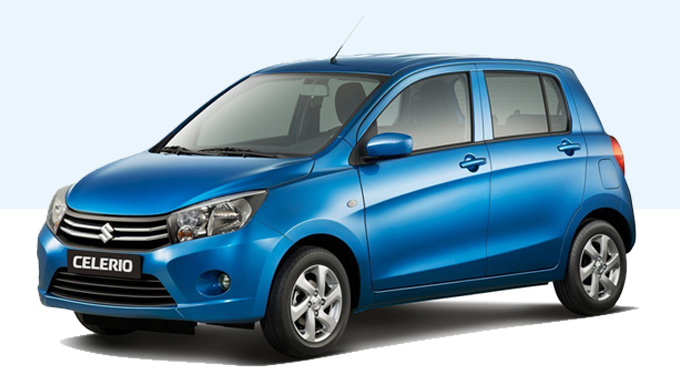 Suzuki Celerio private lease actie