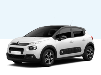 Citroen C3 feel private lease