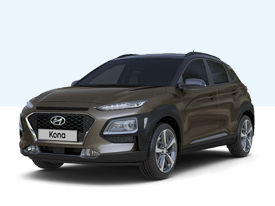 Hyundai Kona comfort private lease