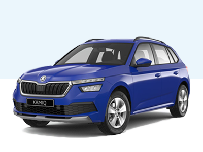 SKODA Kamiq Active Private Lease