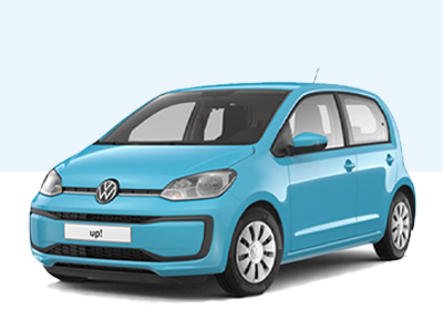 Volkswagen up! ALMN Private Lease