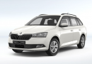 FABIA COMBI Ambition private lease candy white