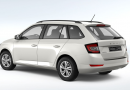 FABIA COMBI Ambition private lease zijkant