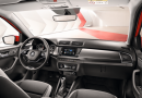 FABIA COMBI Ambition private lease interieur