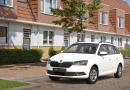 FABIA COMBI Ambition private lease oprit