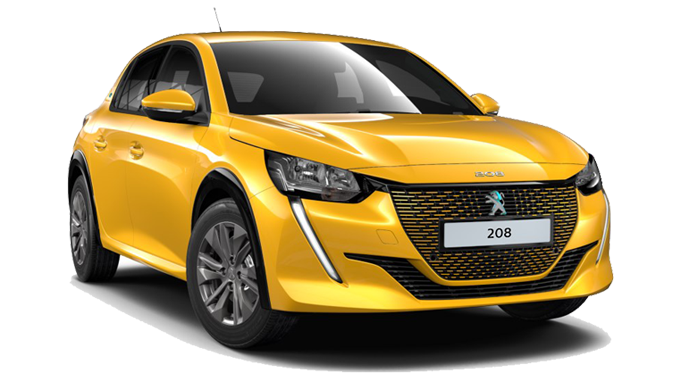 Peugeot 208 Like private lease