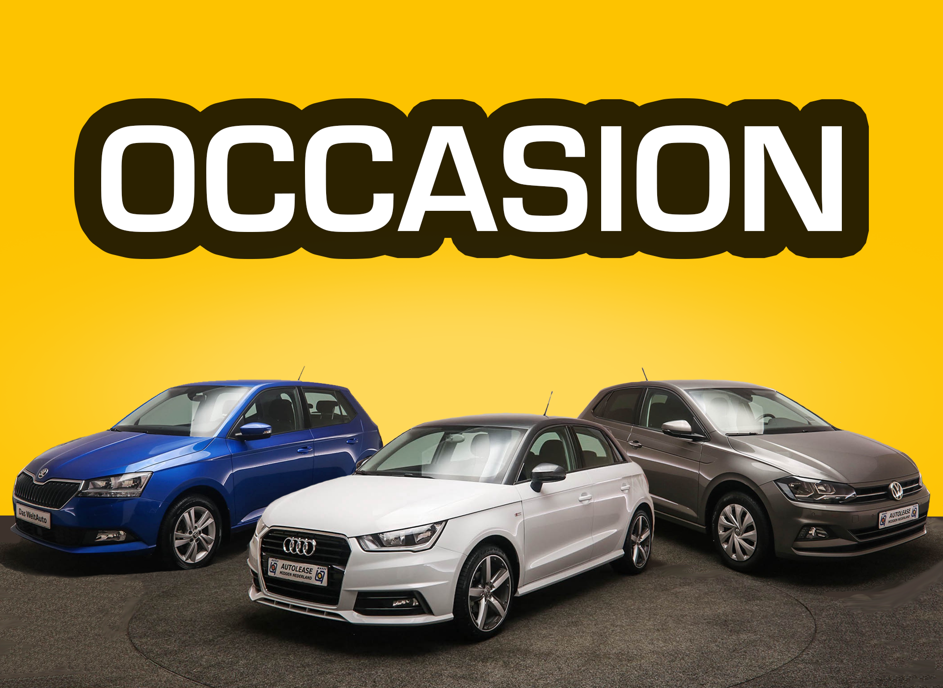 Lease een occasion! Ontdek ALMN Private Lease