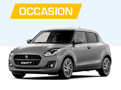 Suzuki Swift Select Silver private lease